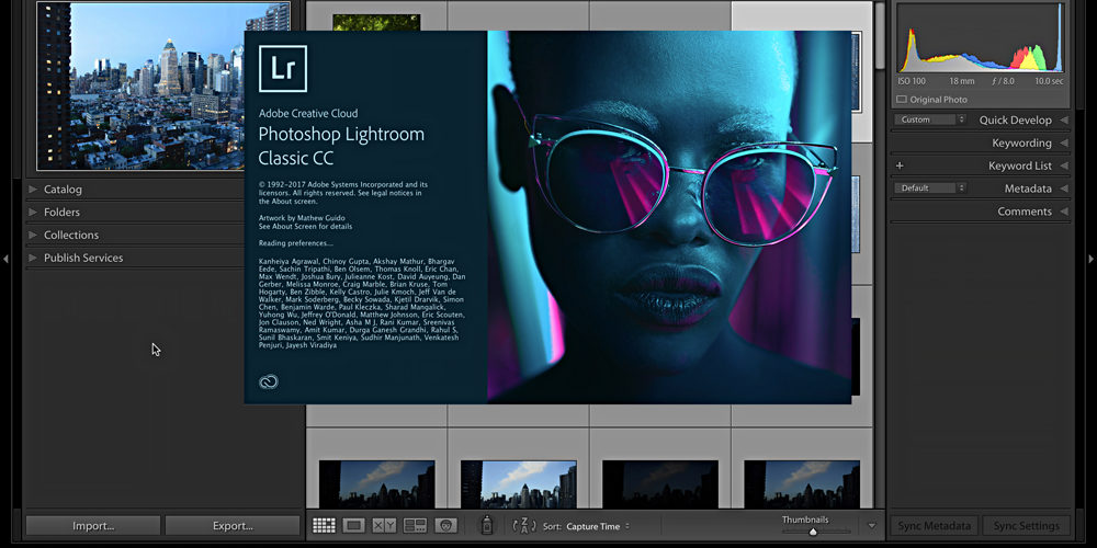 Adobe Lightroom Classic CC und Lightroom CC - fotobuehne.at