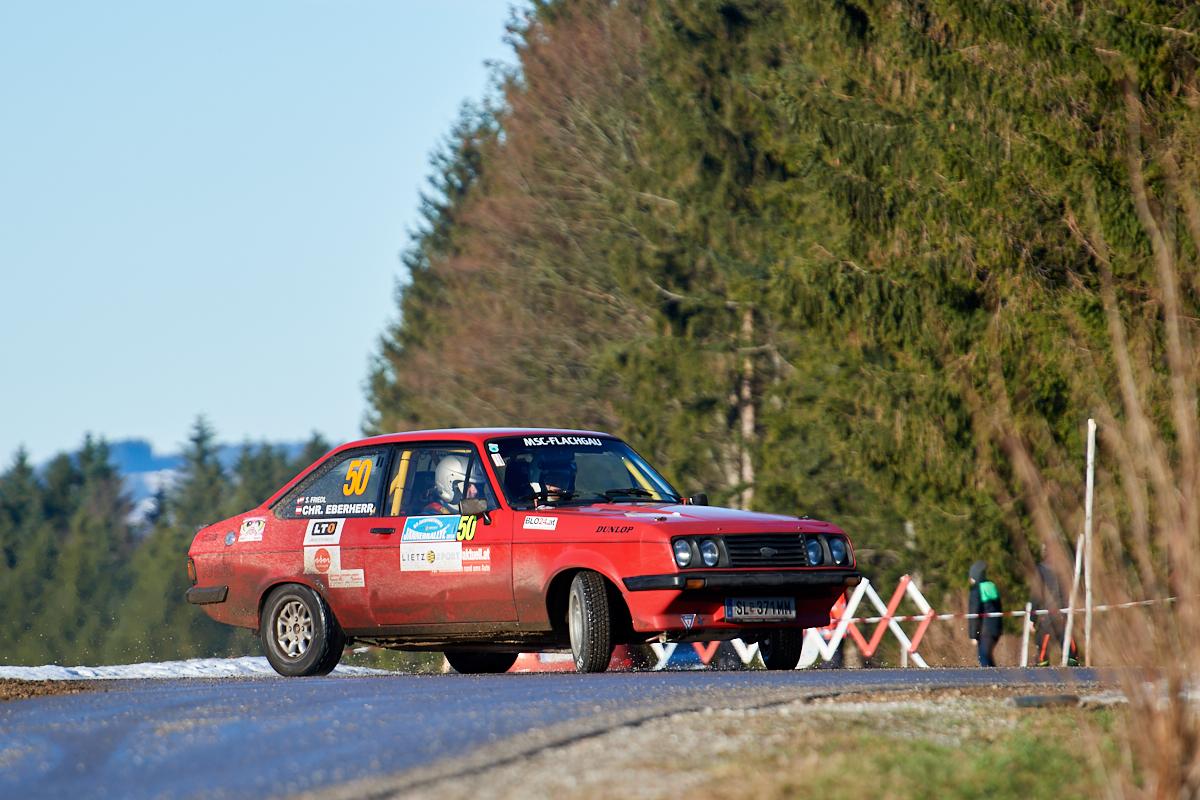 Jänner Rallye 2018
