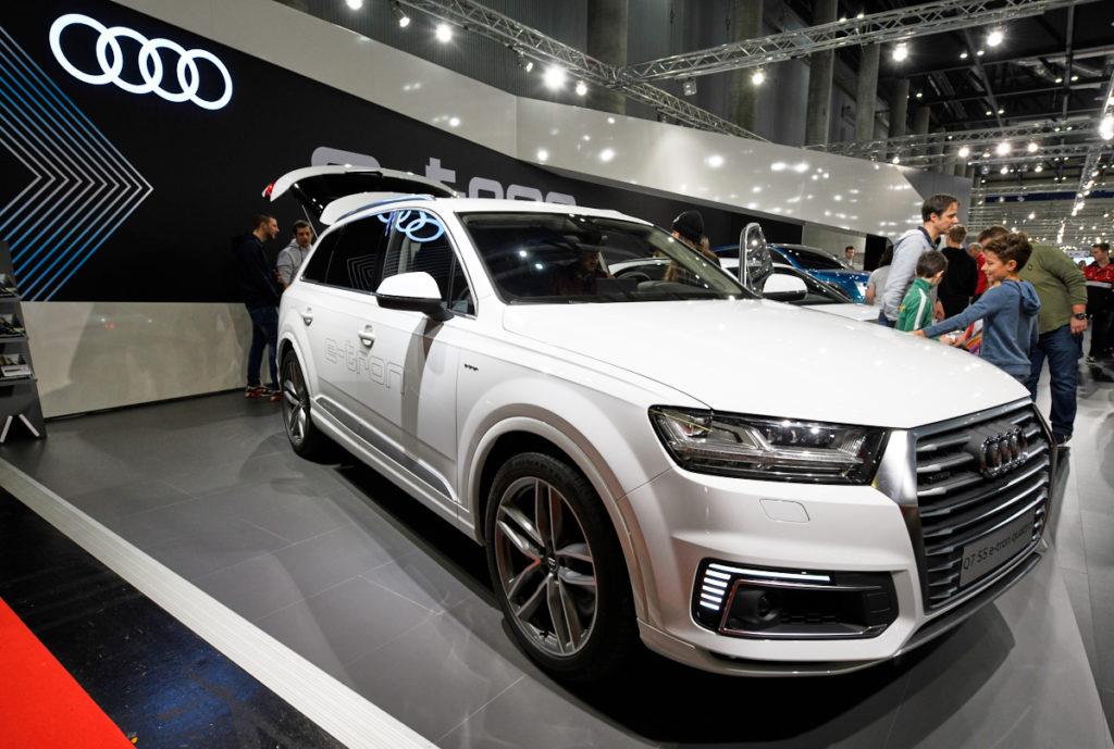 Audi VAS 2018