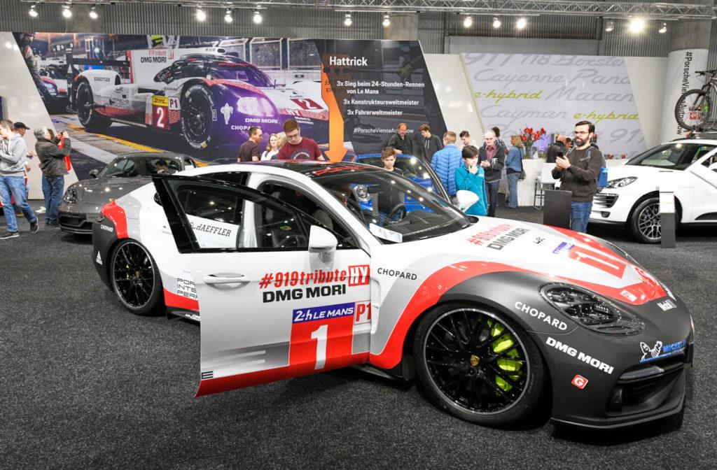Porsche VAS 2018