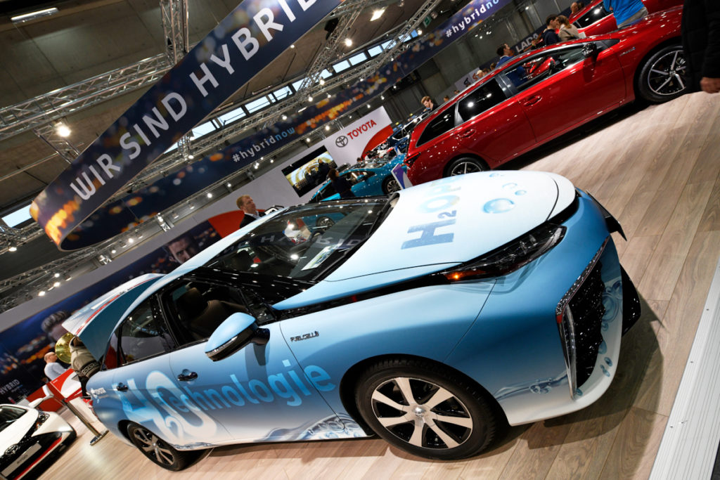 Toyota VAS 2018