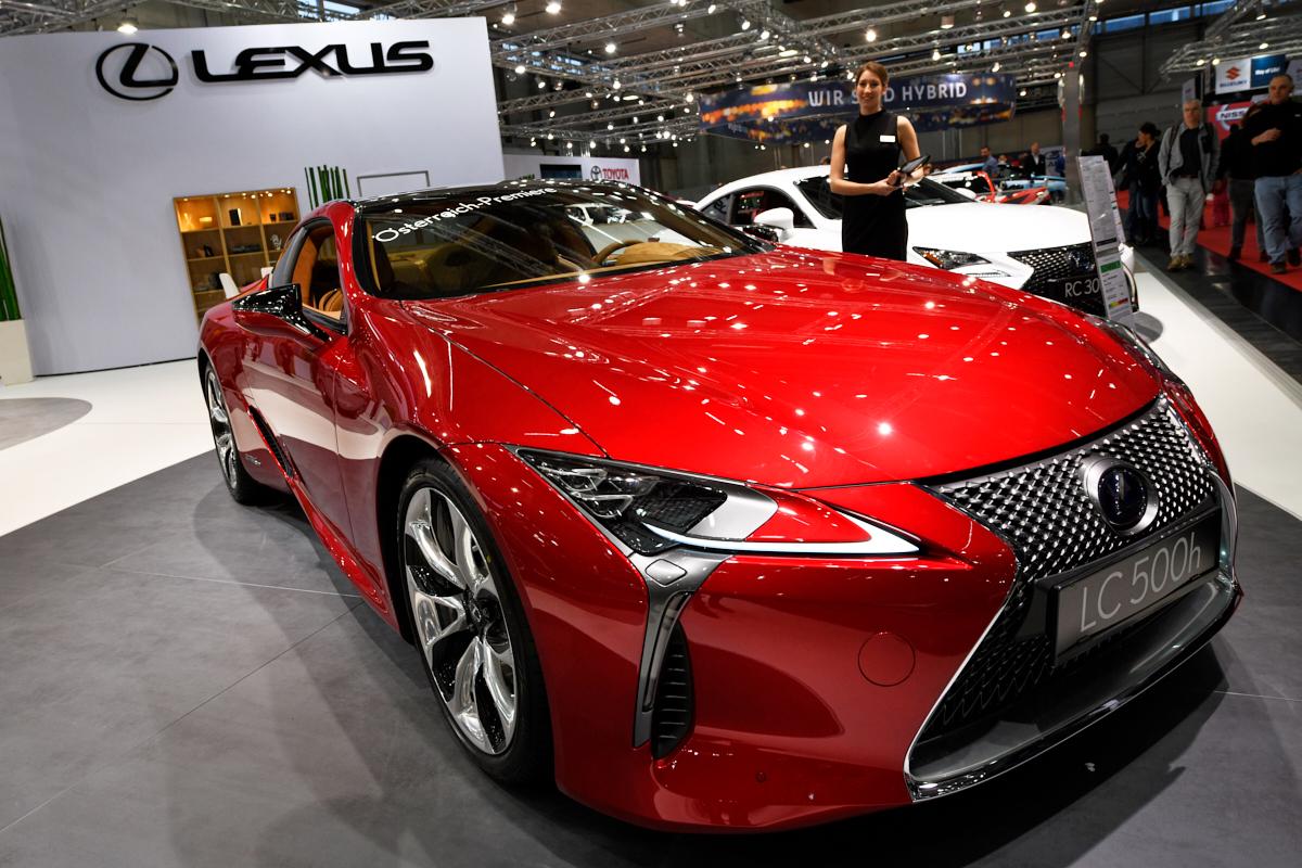 Lexus VAS 2018