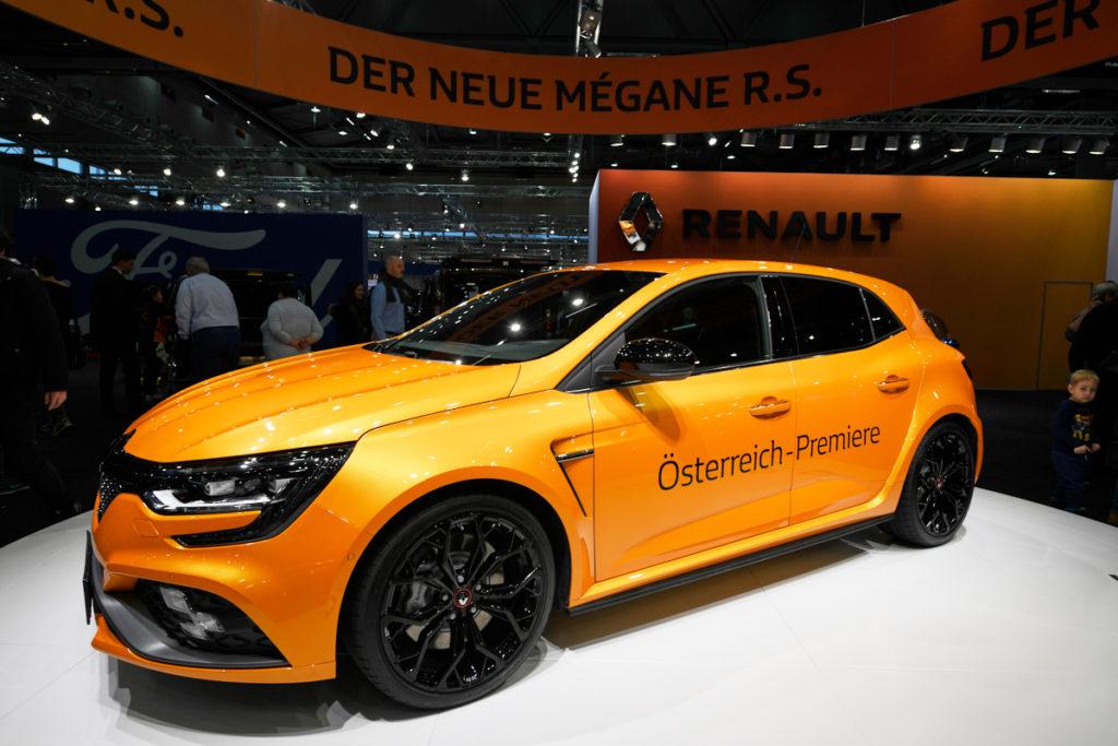 Renault VAS 2018