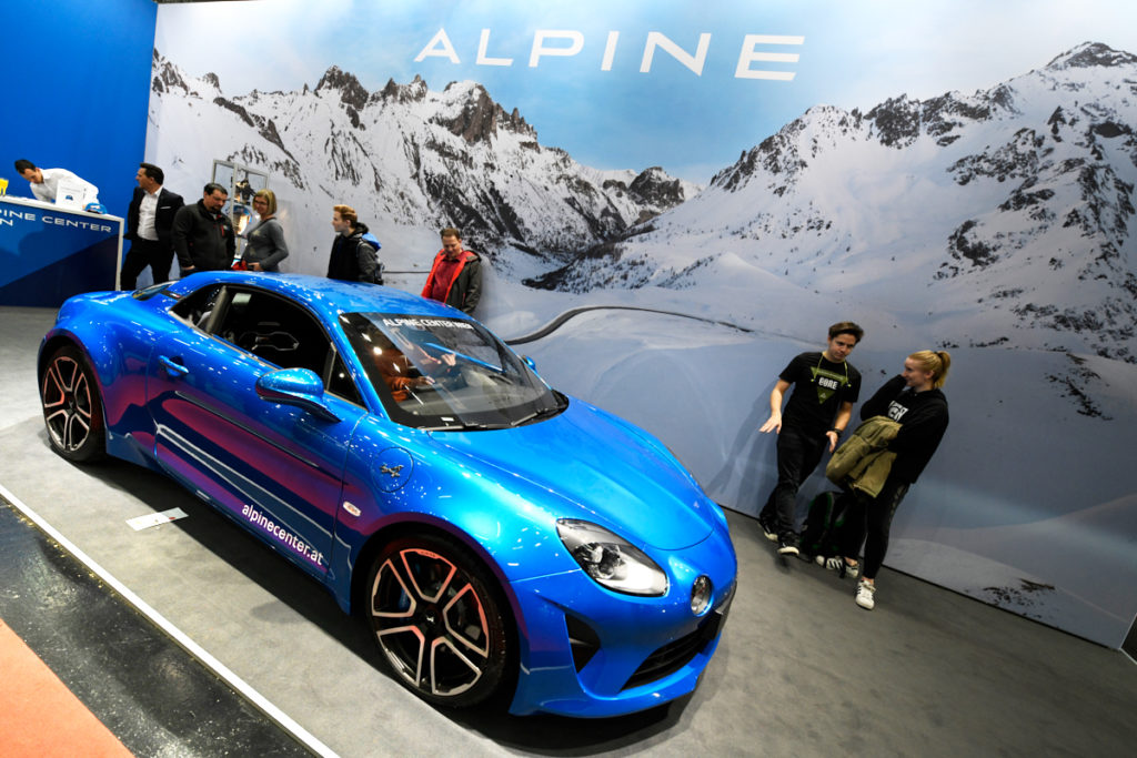Alpine 110 VAS 2018