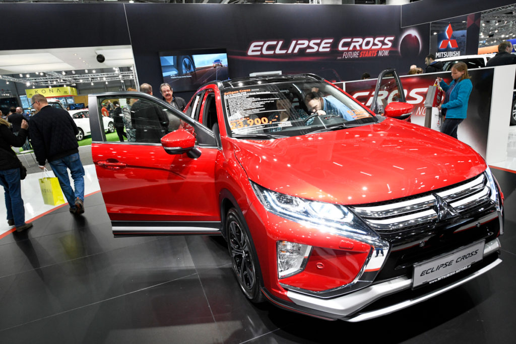 Mitsubishi VAS 2018