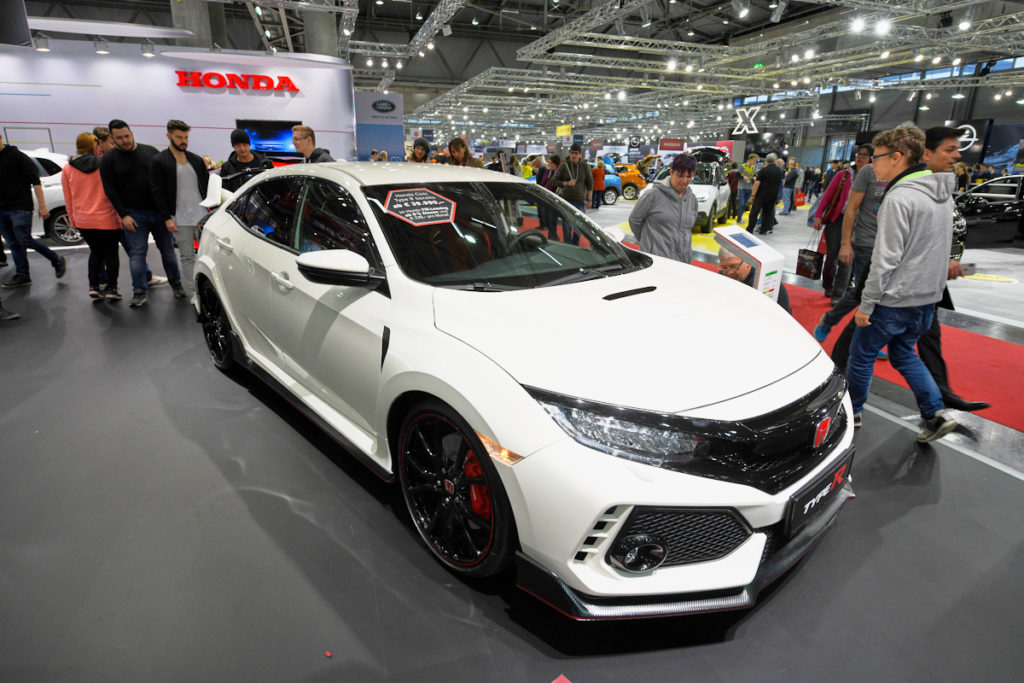 Honda VAS 2018