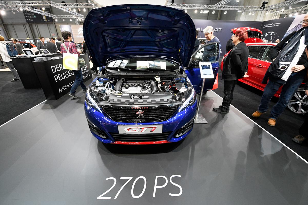 Peugeot VAS 2018