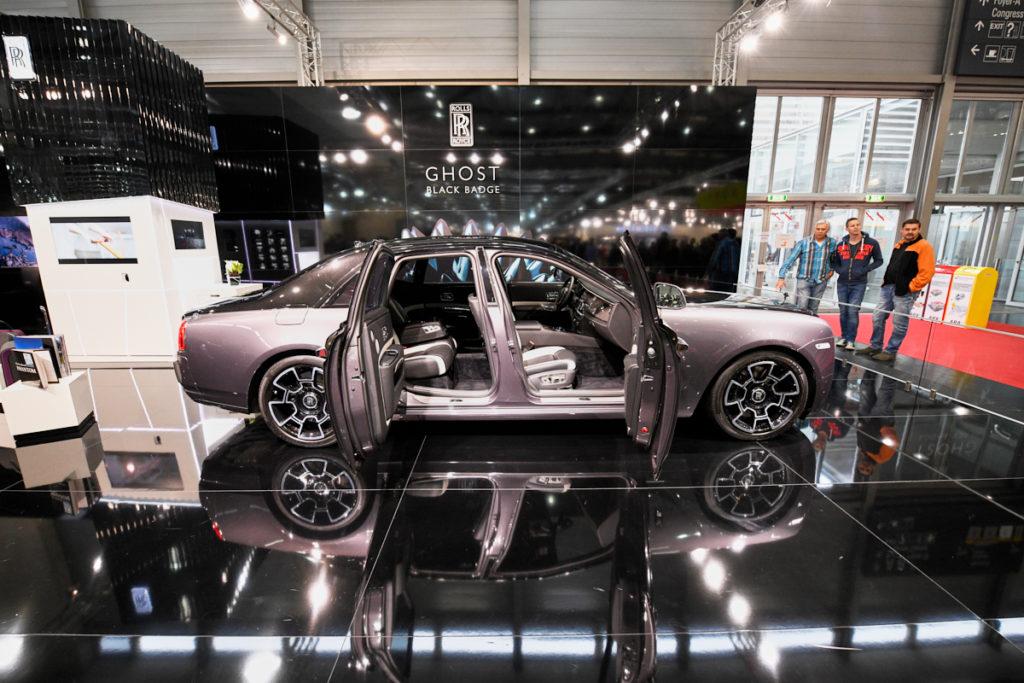 Rolls Royce VAS 2018
