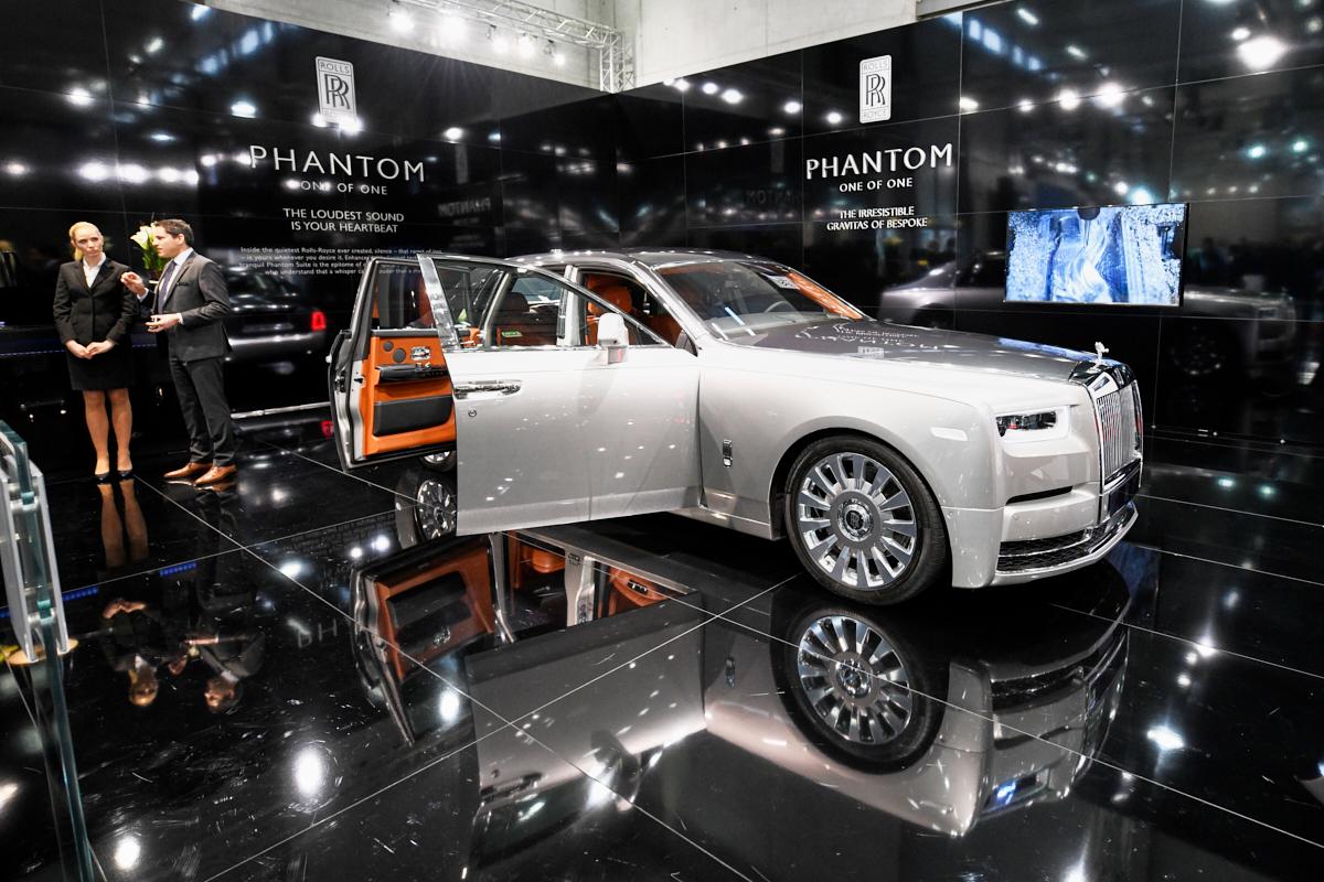 Internationale Motor Show Genf @ Genf