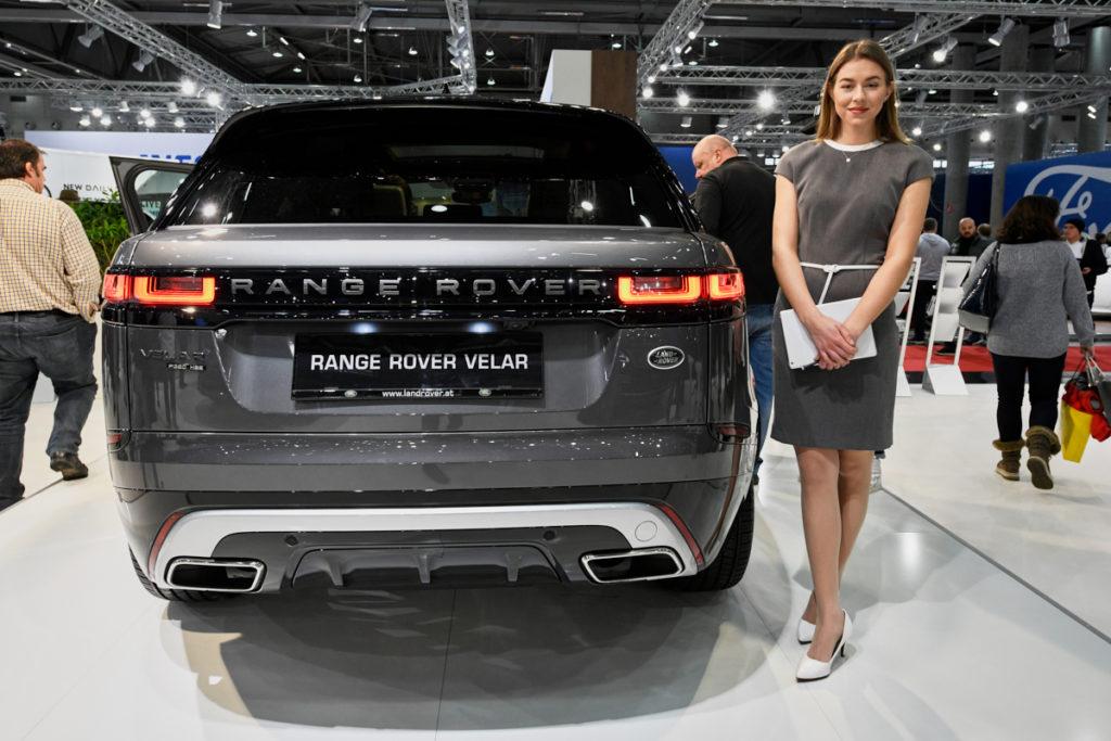 Land Rover VAS 2018