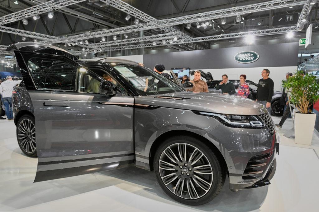 Range Rover Velar - (c) helmut.hiesinger