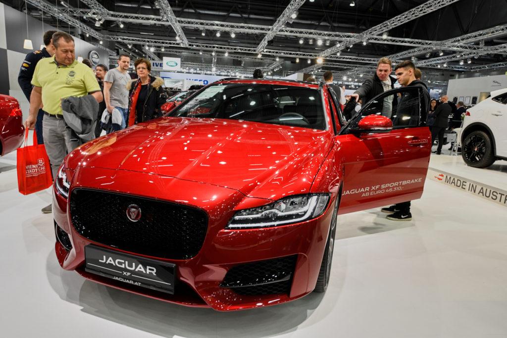 Jaguar VAS 2018