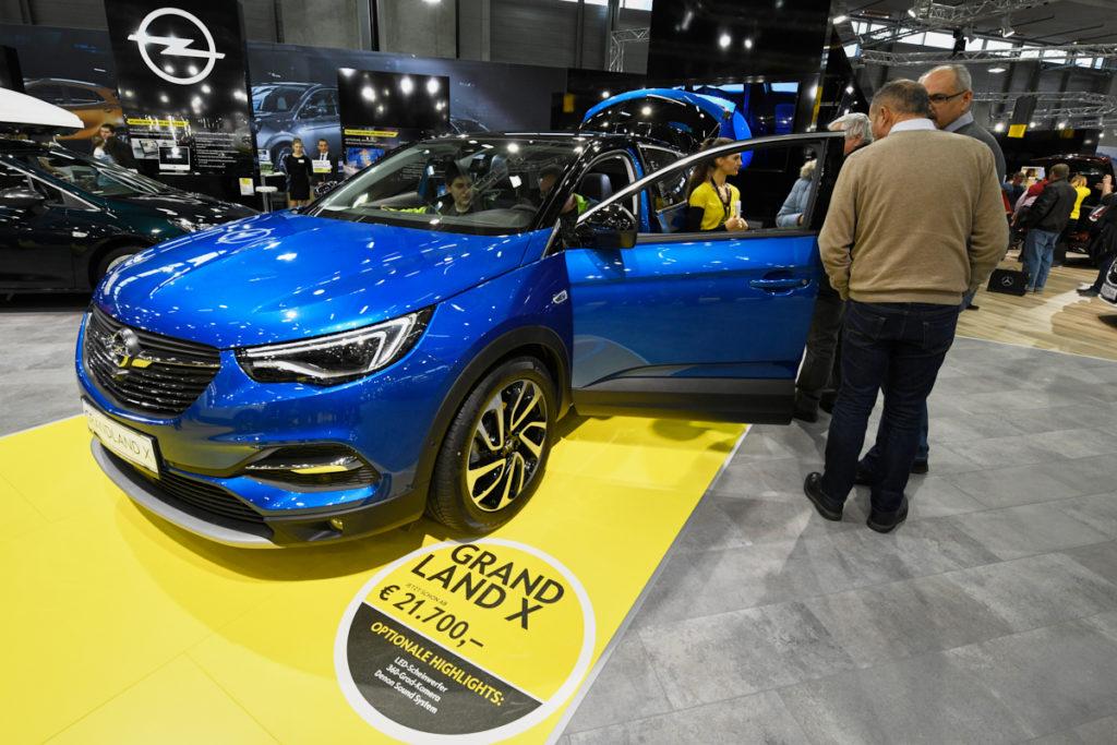 Opel VAS 2018