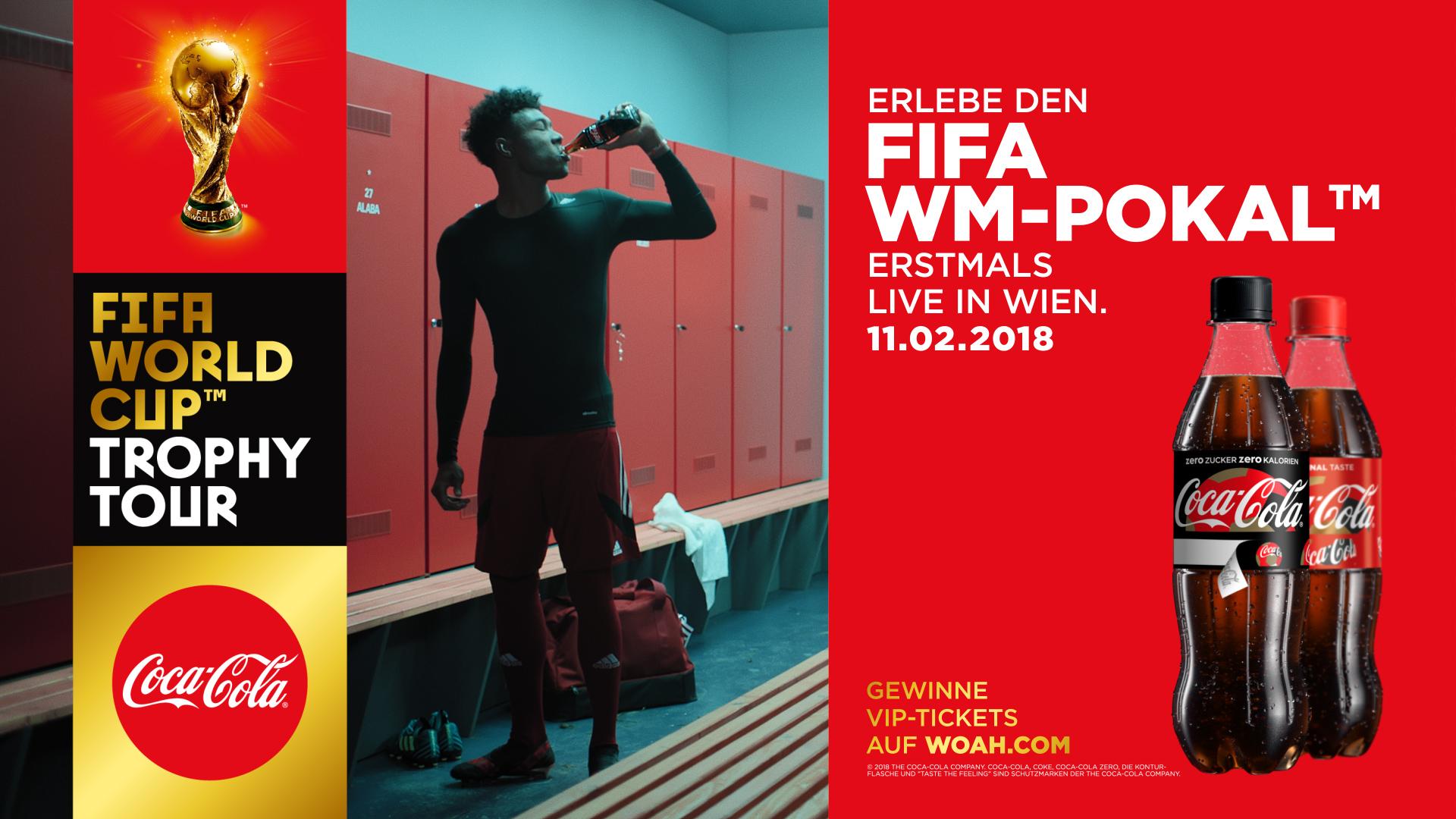 fifa world cup tm trophy in wien. Black Bedroom Furniture Sets. Home Design Ideas