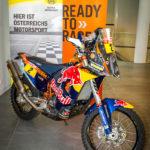 Matthias Walkners Motorrad (c) Herbert Krickl HEK_6400