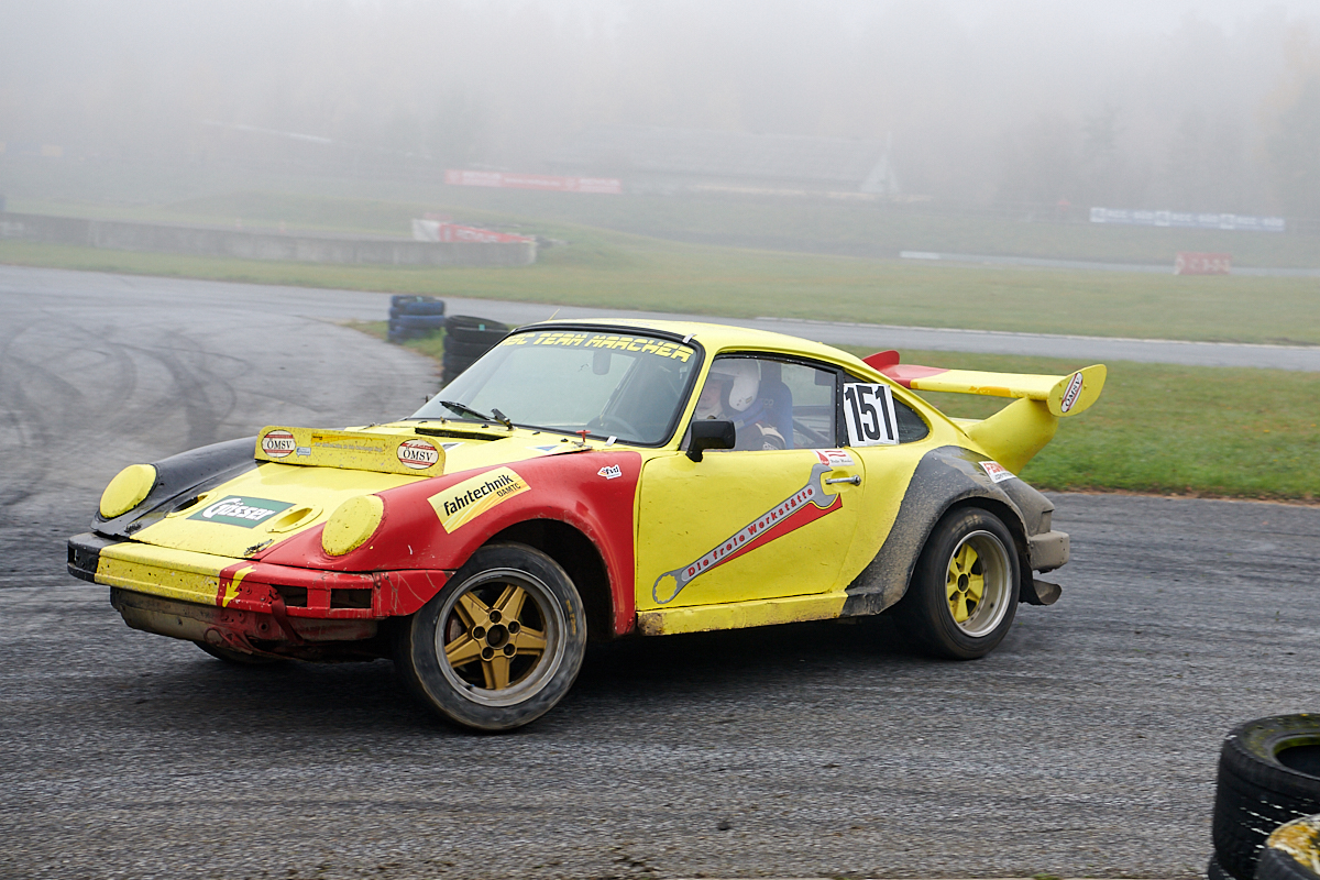 Walter Macher - Porsche 911