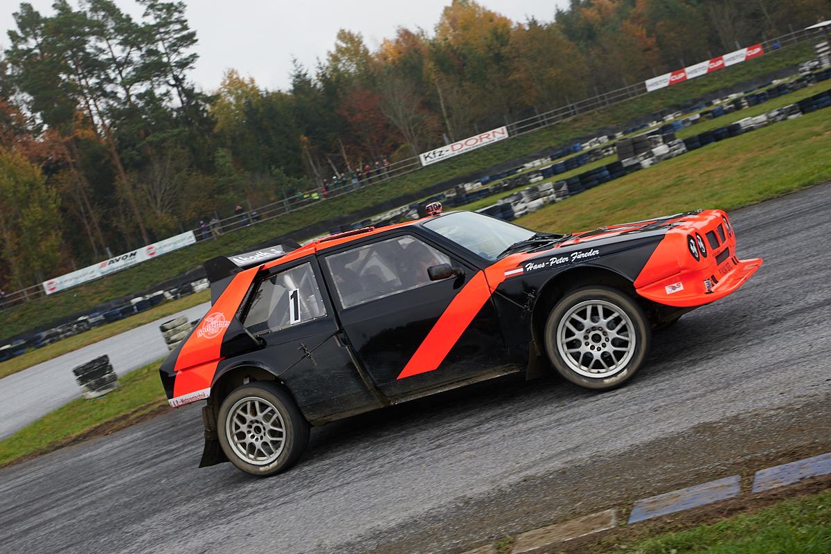 Hans-Peter Füreder Lancia S4