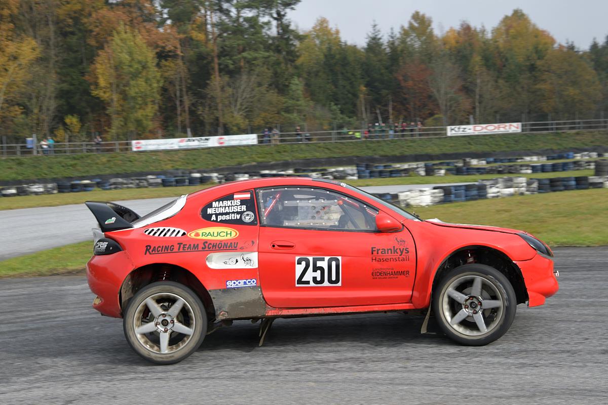 Markus Neuhauser - Ford Puma