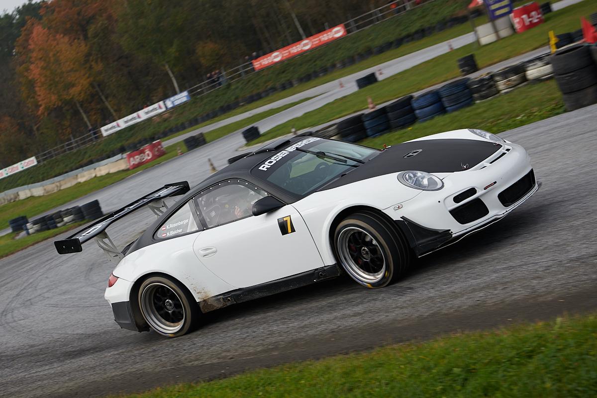 Kris Rosenberger - Porsche 911 GT3