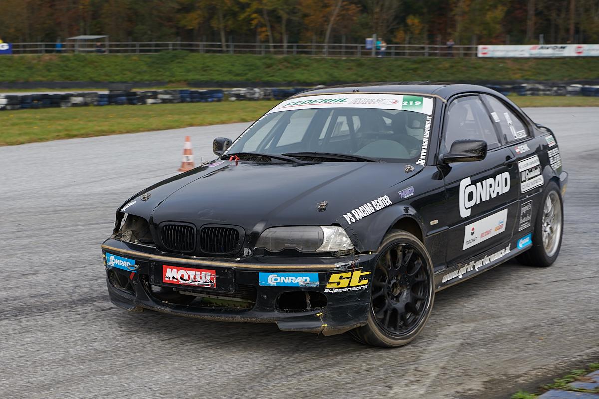 Markus Denk - BMW V8