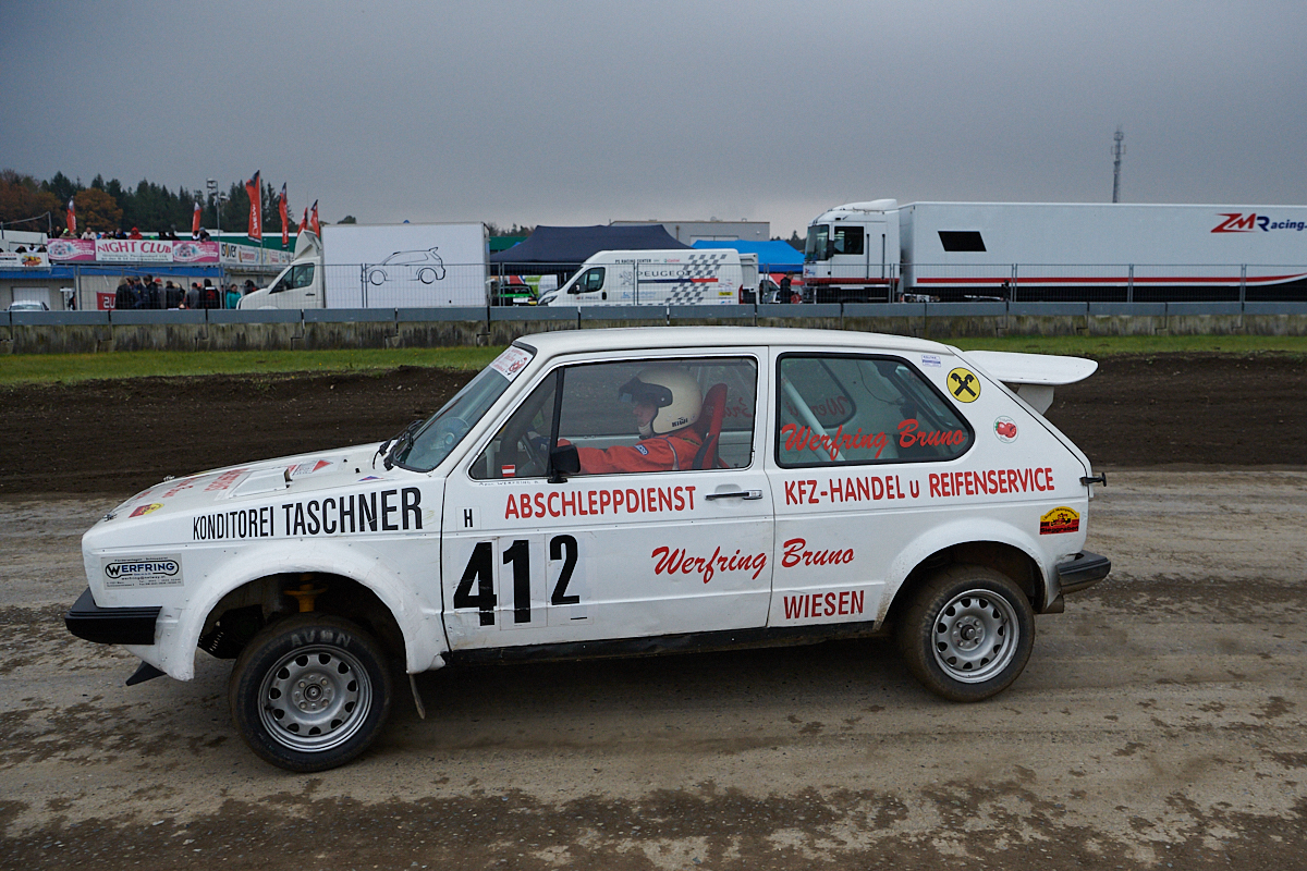 Bruno Werfing - VW Golf 1