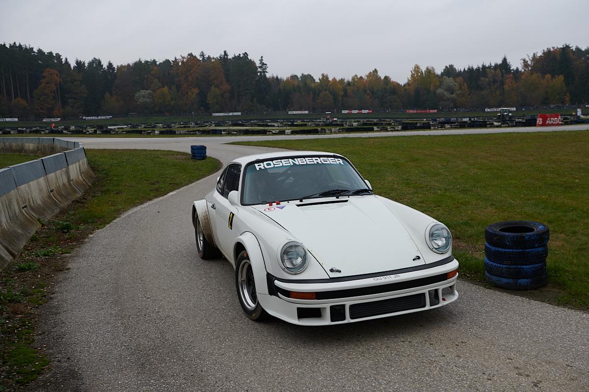 Kirs Rosenberger - Porsche 911