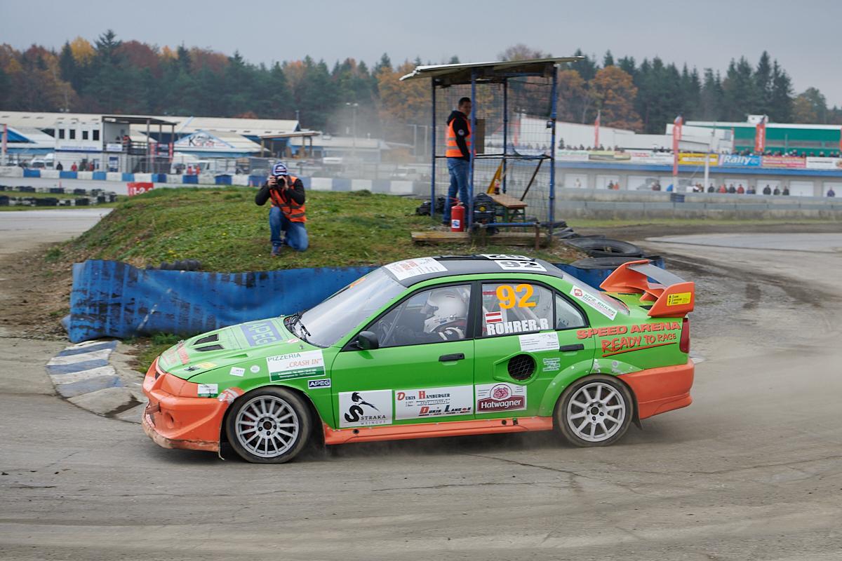 Roland Rohrer - Mitsubishi Evo 6