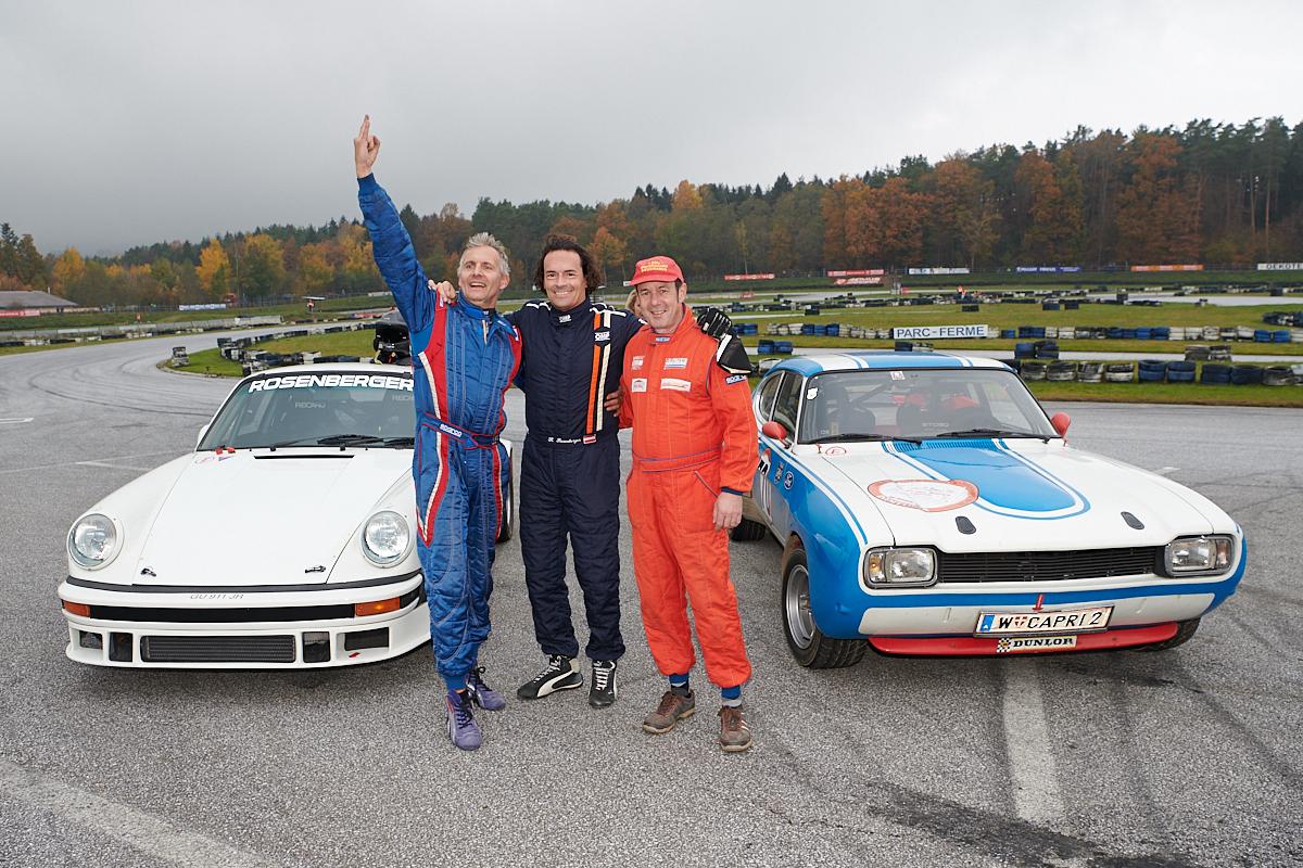 Sieger Rallye historisch 2WD