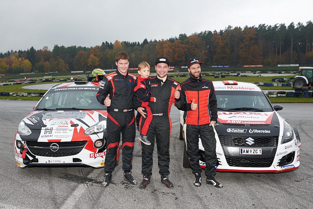 Sieger - Rallye 2 WD