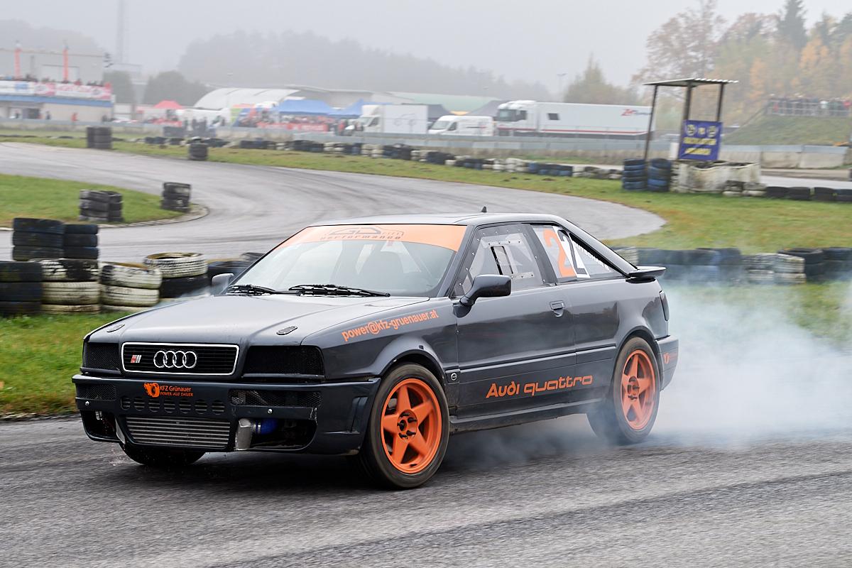 Benjamin Kubatschar - Audi Quattro