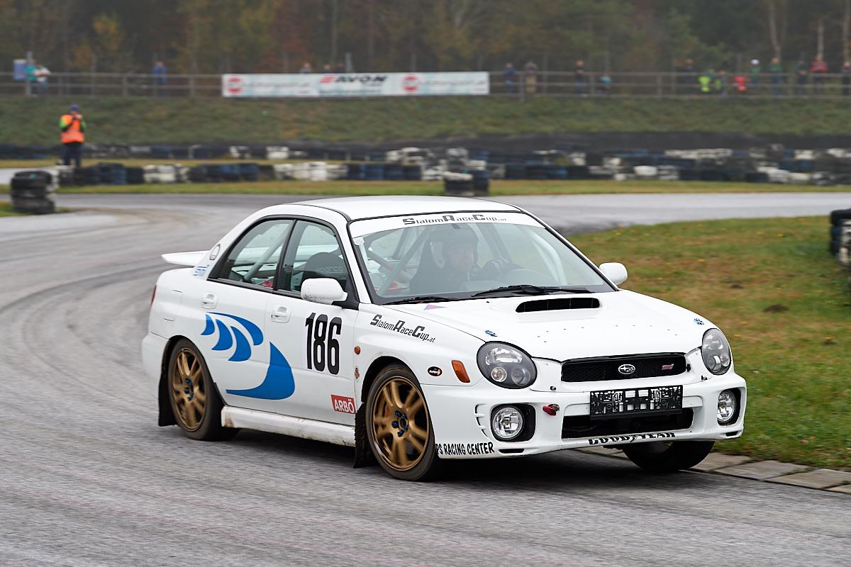 Stefan Kober - Subaru Impreza