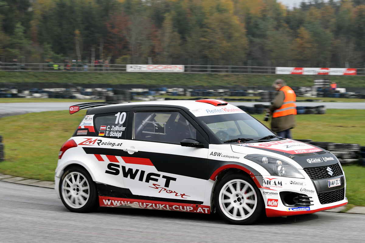 Christoph Zellhofer - Suzuki Swift