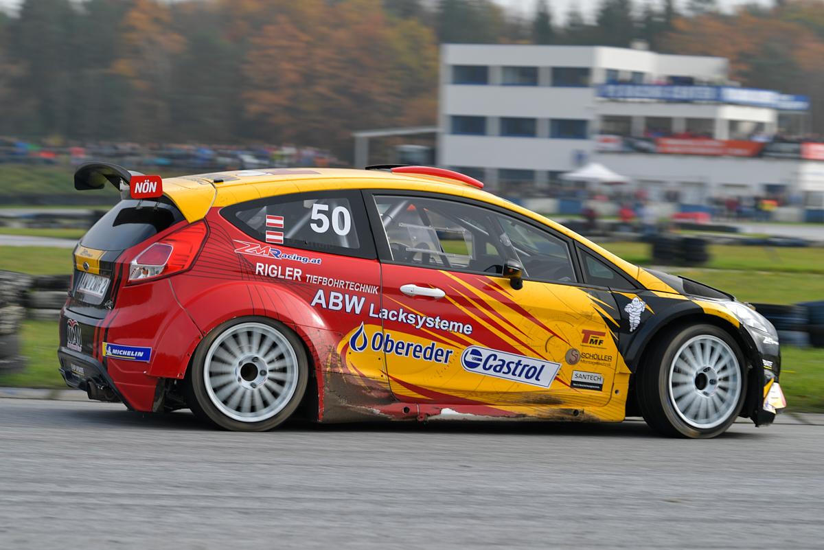 Max Zellhofer - Ford Fiesta R5
