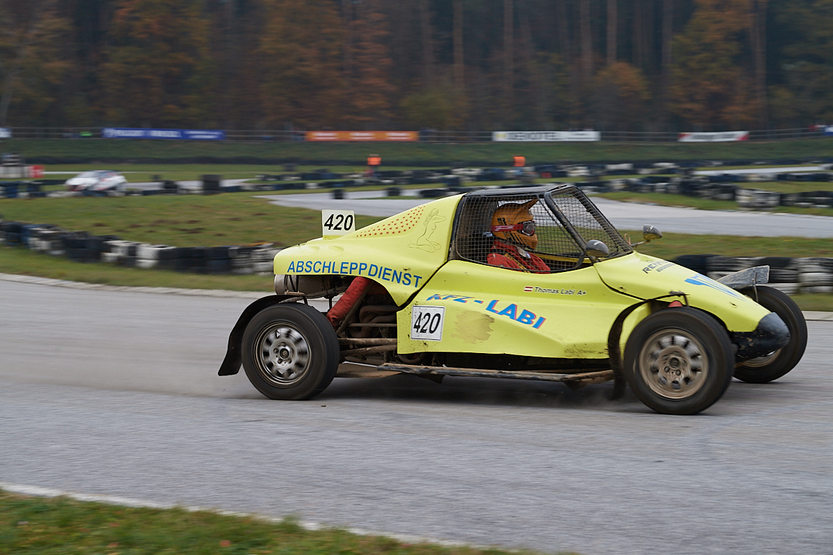 Thomas Labi - Alfa Buggy