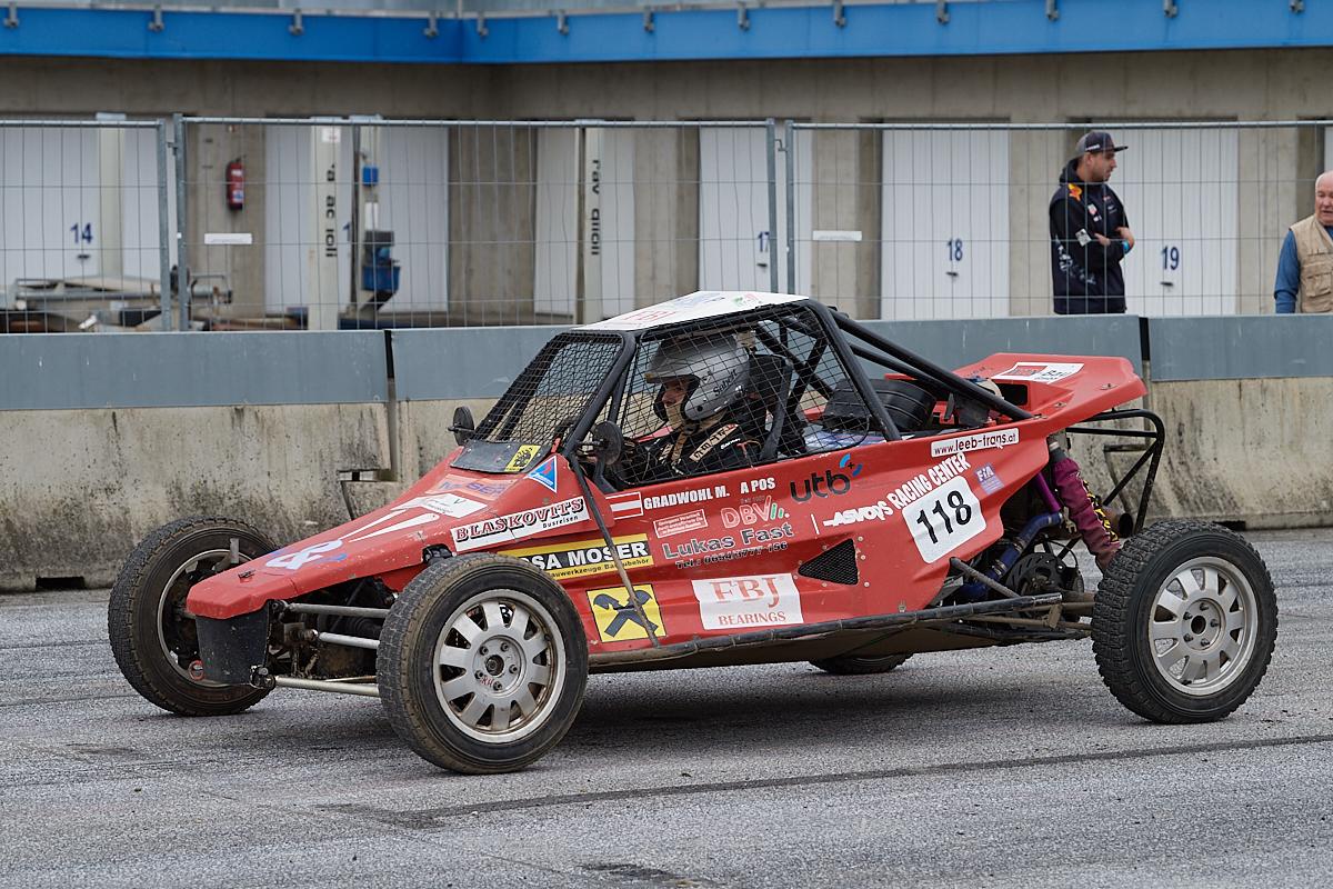 Mario Gradwohl - Kawasaki Buggy