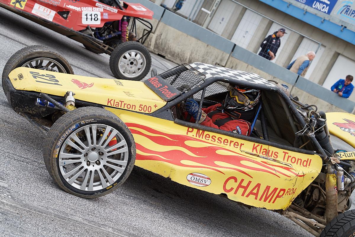 Klaus Trondl - Audi Buggy