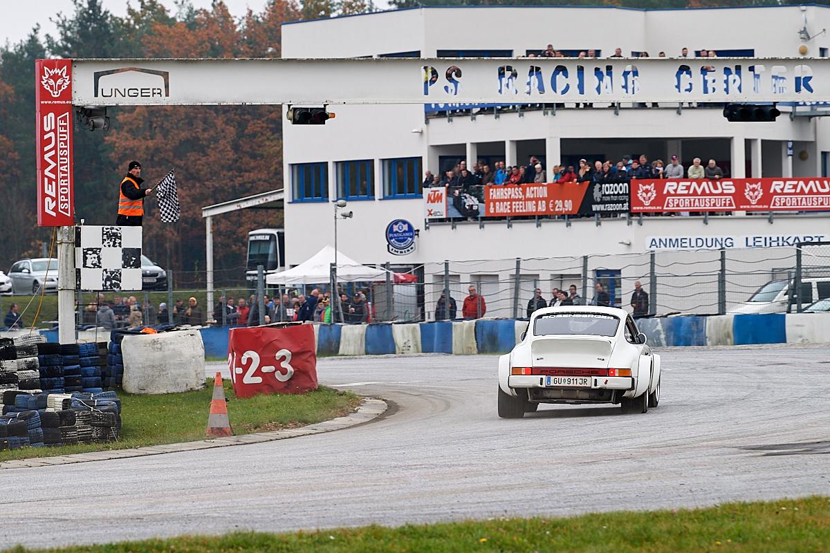 Kris Rosenberger - Porsche 911
