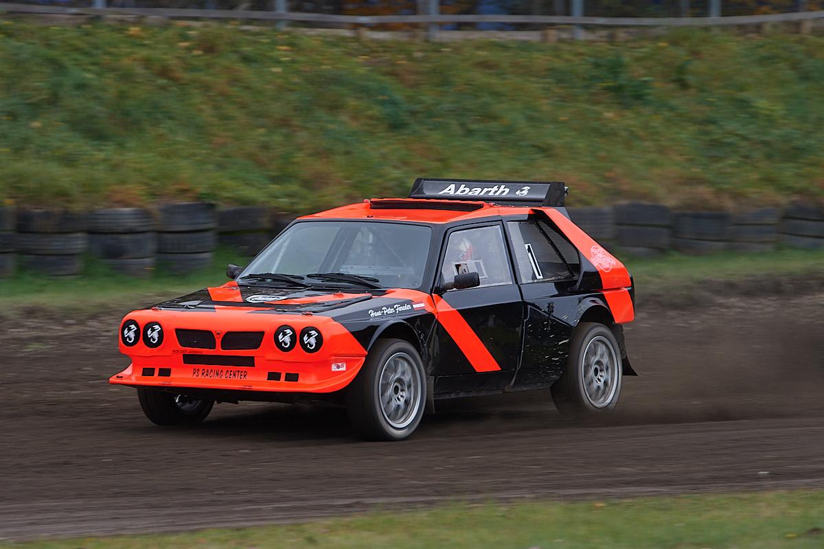 Hans-Peter Füreder - Lancia S4
