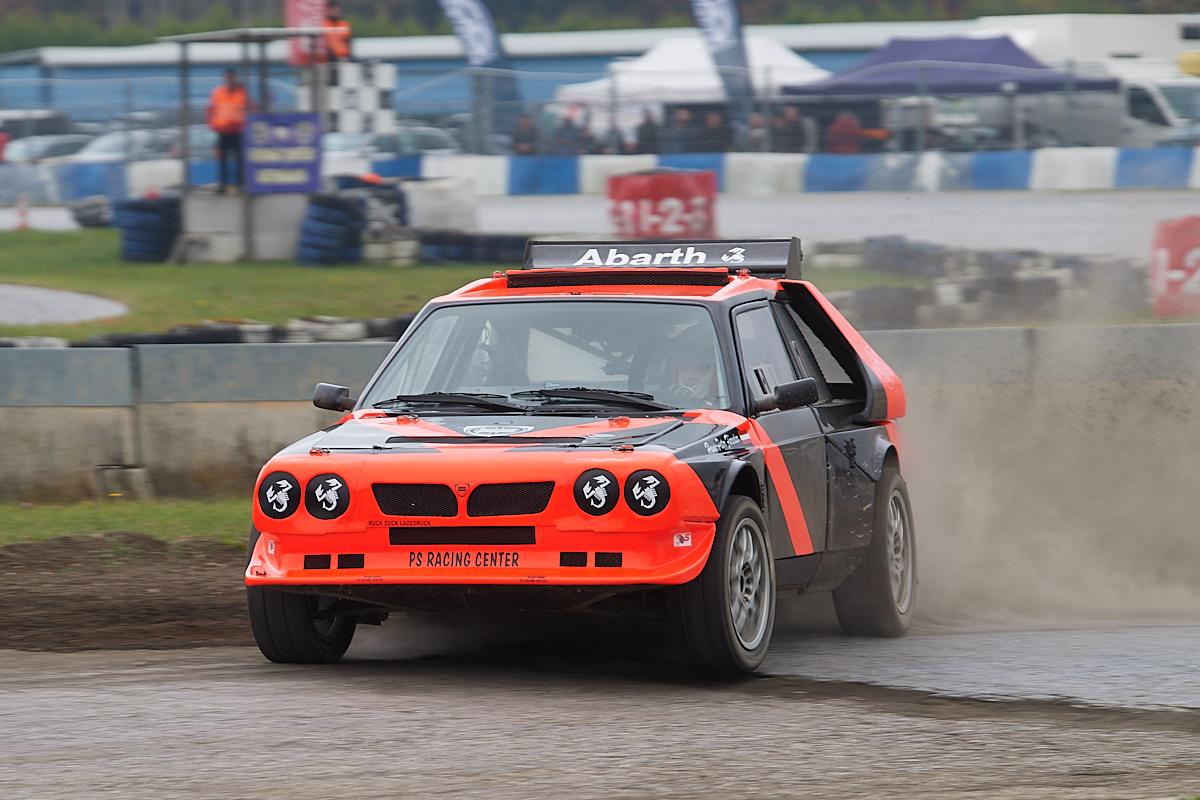 Hans-Peter Füreder- Lancia S4