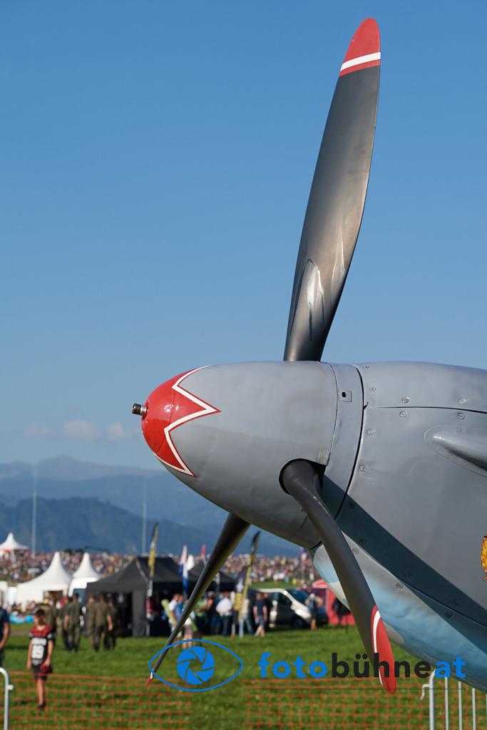 Airpower Zeltweg Flugshow
