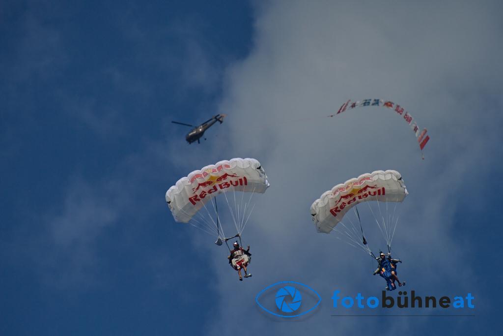 Airpower Zeltweg red Bull