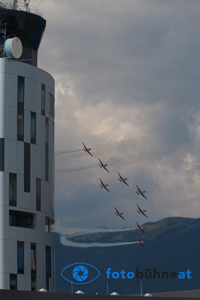 Airpower Lluftshow Zeltweg Steiermark