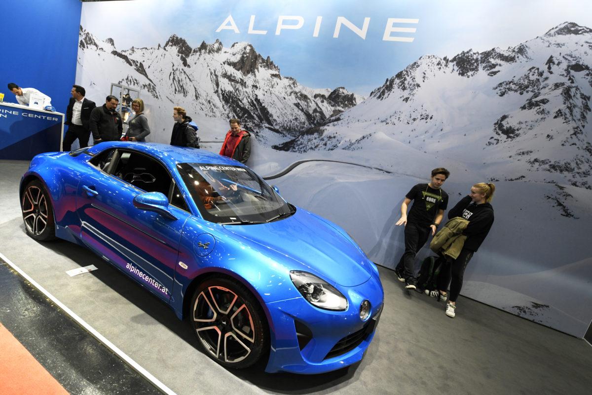 Vienna Autoshow