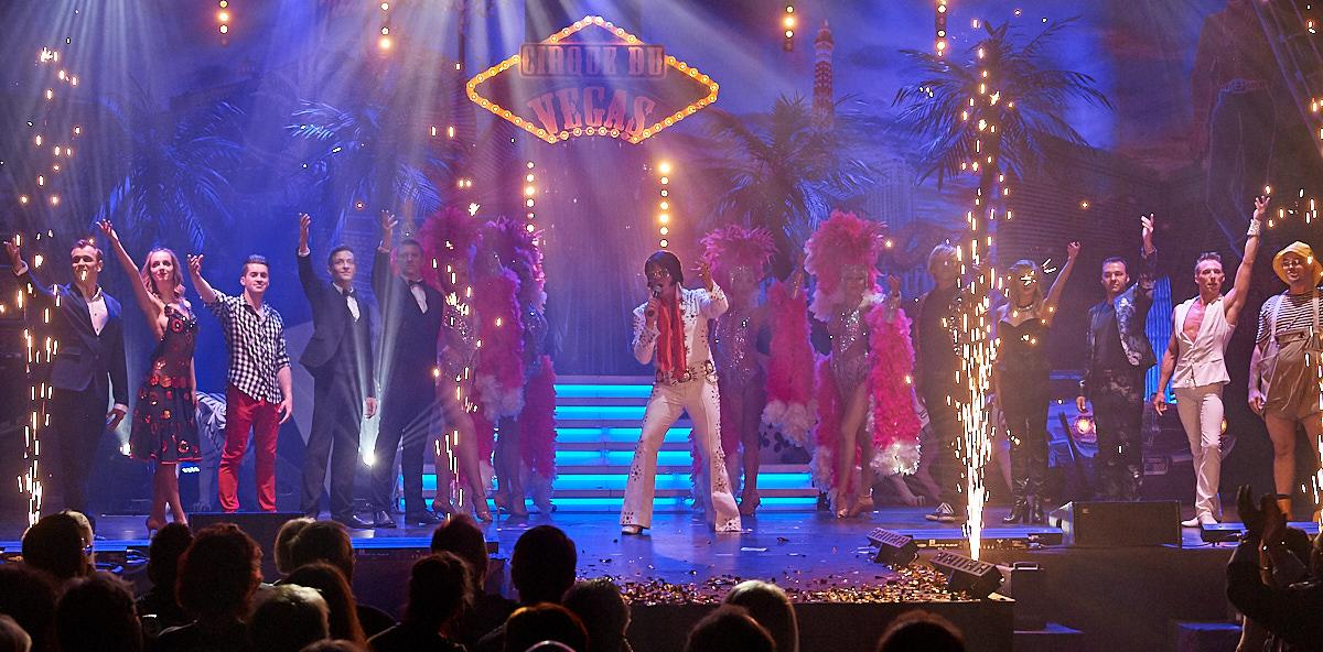 Cirque Du Vegas