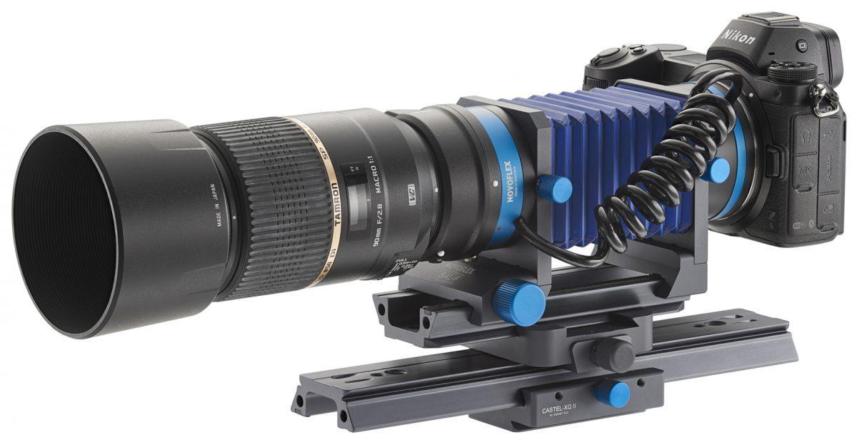 Novoflex Balgengerät für Nikon Z