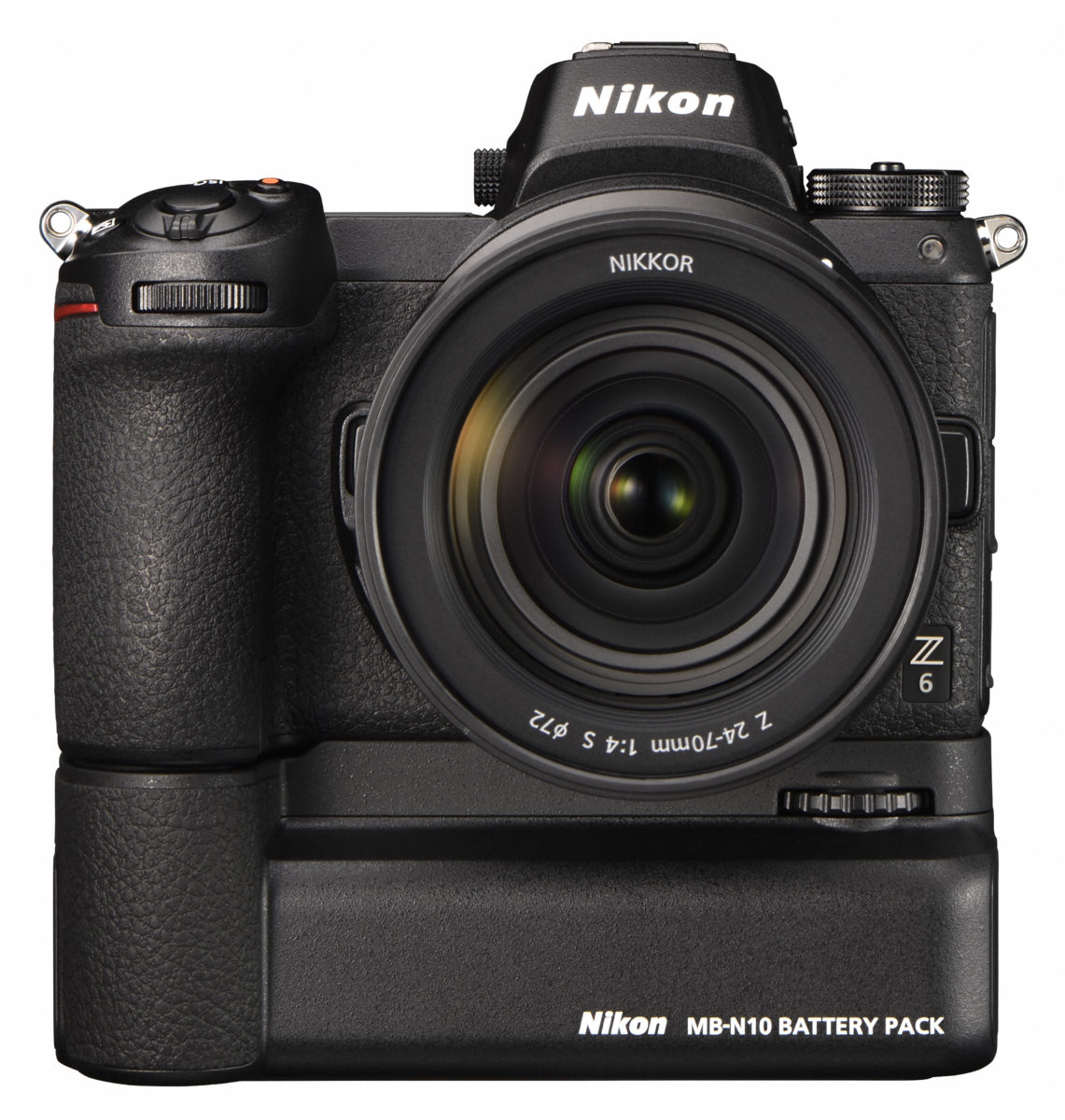 MB N10 an Nikon Z6